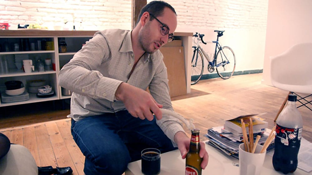 Le Beer-Cycle, un décapsuleur pas comme les autres !