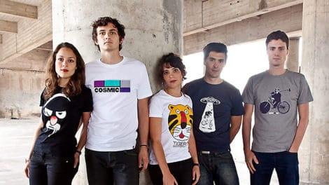 Hoser, première plate-forme de t-shirts de Bike Polo