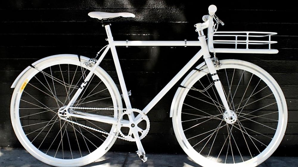 Mission Bicycle Company de San Francisco, Californie