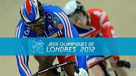 Soutenez l'équipe de France de cyclisme sur piste aux jeux Olympiques de 2012