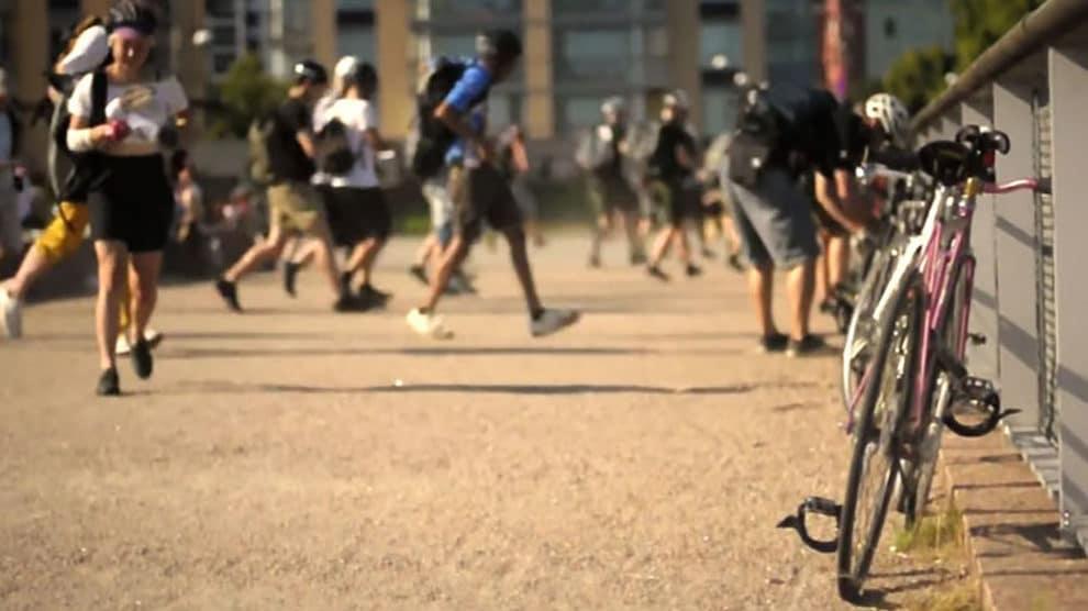 Vidéo BFF (Bicycle Film Festival) Helsinki