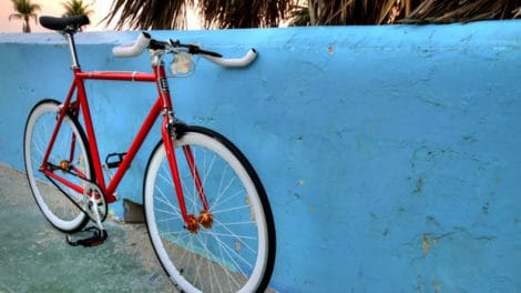 Aristotle de Republic Bike, build your fixie/singlespeed