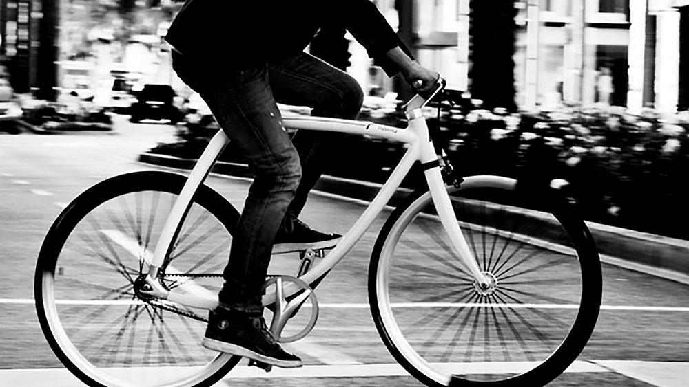 Pignon fixe Rizoma Metropolitain Bike 77I011