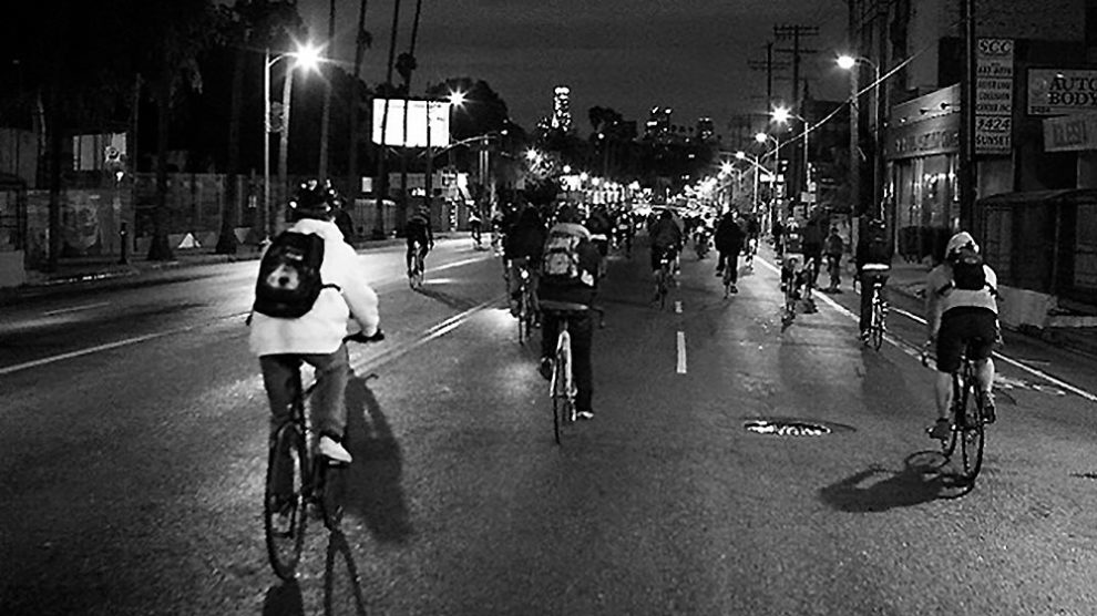 Vidéo Marathon Crash Race, course urbaine à Los Angeles