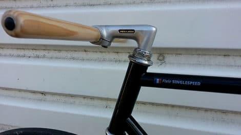 Se fabriquer un cintre ou guidon design en bois !