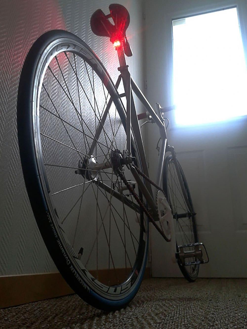 Transformation d'un vieux vélo en fixie singlespeed flip/flop