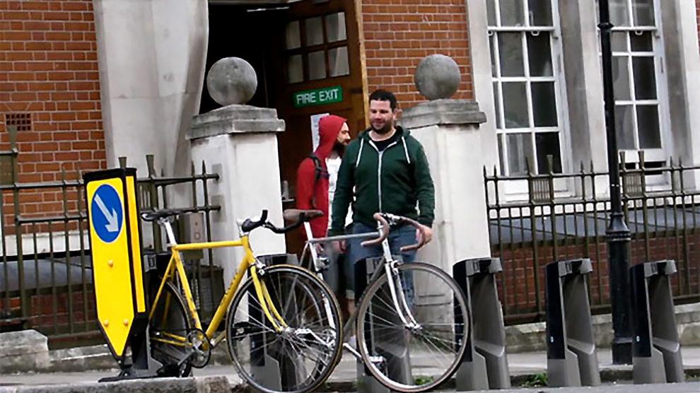 Paris Londres 2012 x Fatm l'aventure en fixie