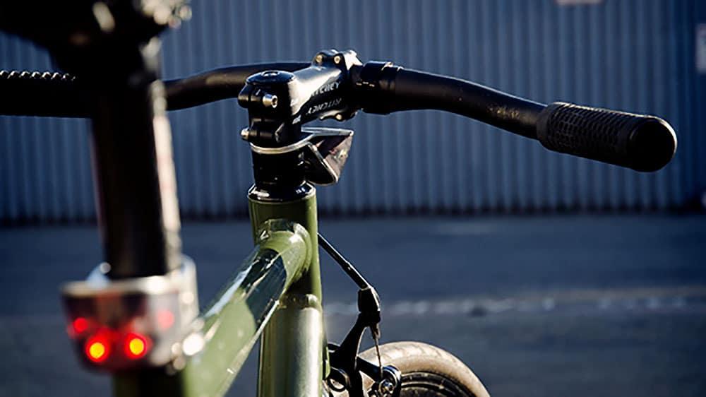 Sparse Bicycle Lights de Colin Owen et Sparse