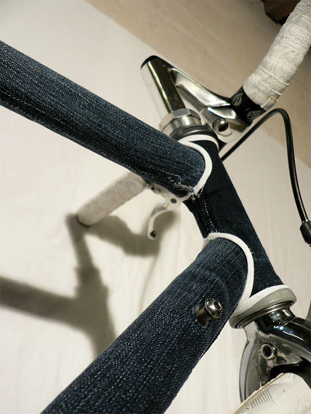 The first Denim Fixie by C.O.P Design