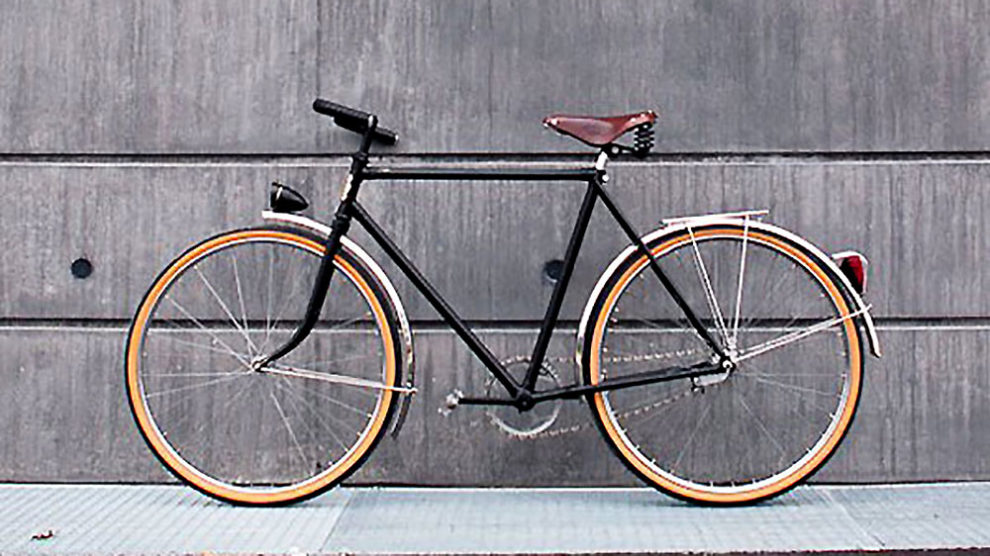 Cycles Charly's 1932 avec rétropédalage singlespeed