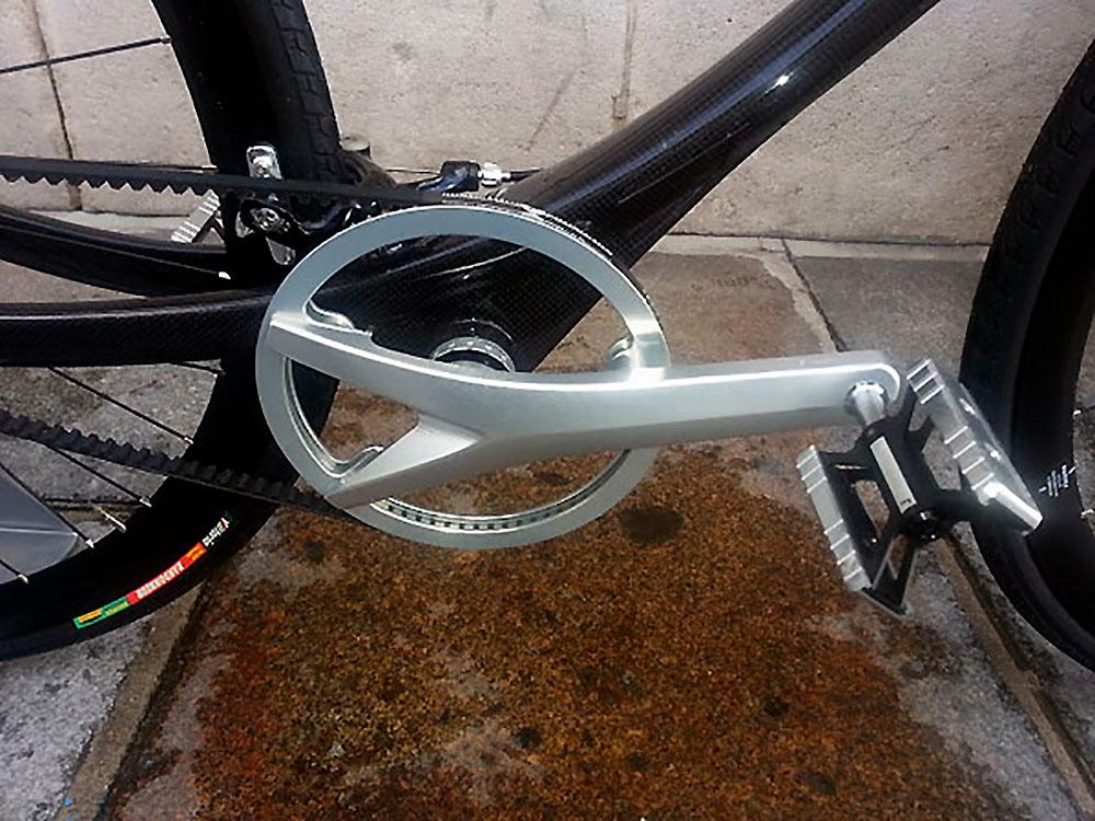 On a testé pour vous le vélo urbain Rizoma 77 | 011