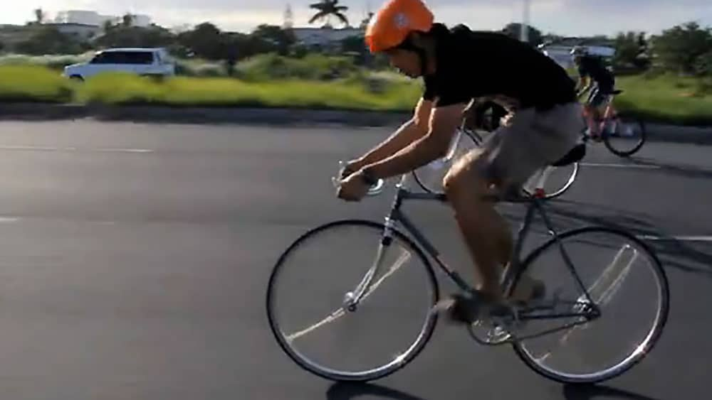 Vidéo WeFXD x MFG Drag Sprints bike Philippine