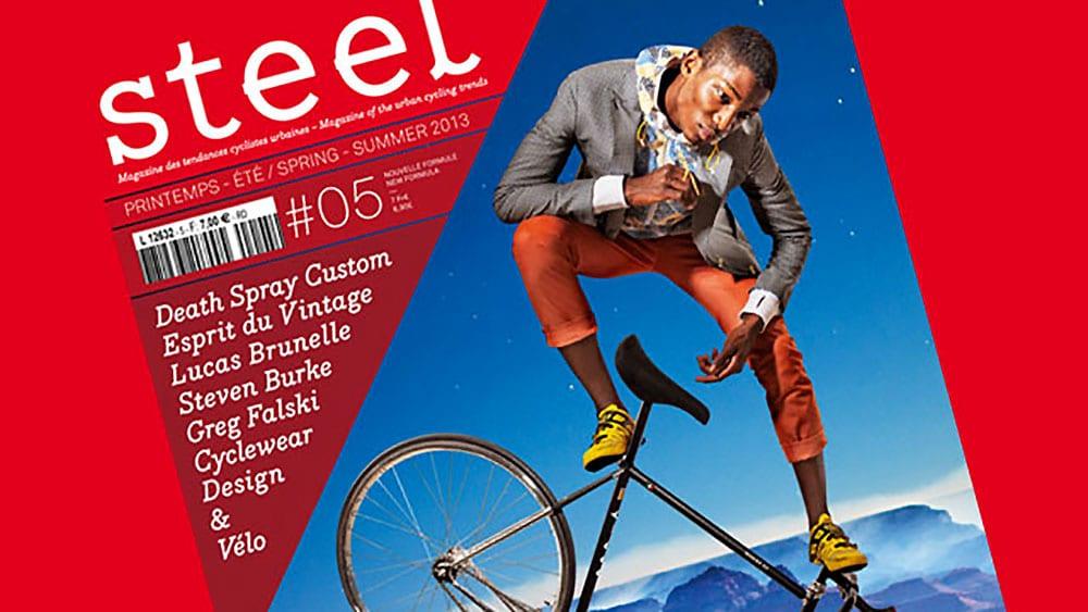Steel Magazine nouvelle formule 2013