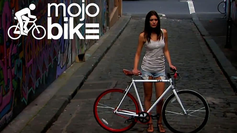 Mojo Bike Fixed Gear Fixie so sexy les filles et les vélos !