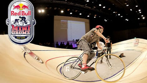 Red Bull Mini Drome 2013 New York City