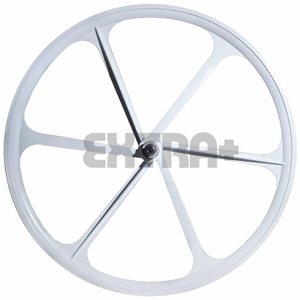 Une roue à bâton avant pour votre bike
