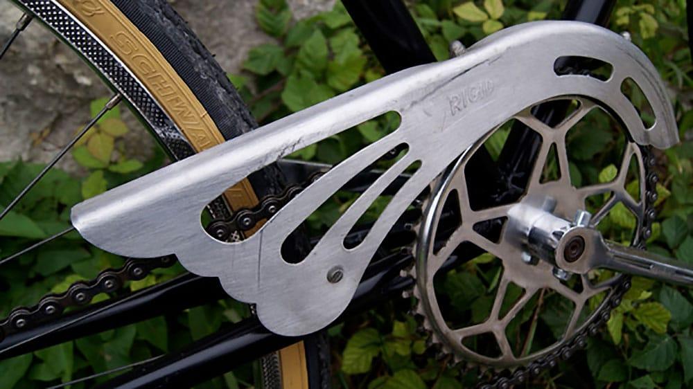Un singlespeed Compagnie Lyonnaise de Cycle à l'ancienne