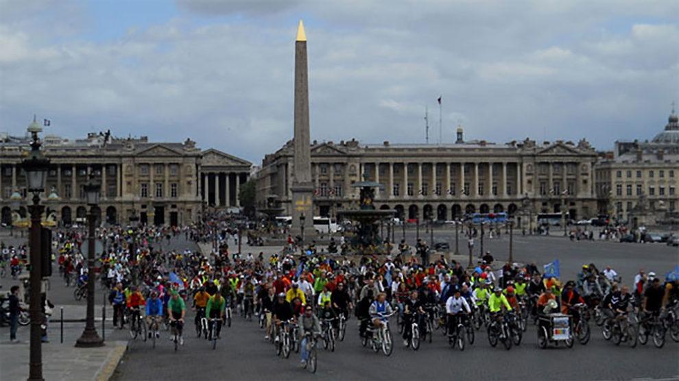 La Convergence Francilienne 2013, tous à vélo le 2 juin !