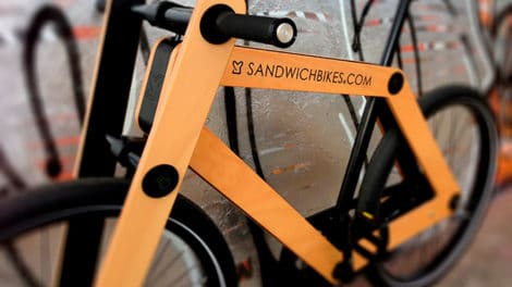 SandwichBike, le singlespeed à monter soi-même !