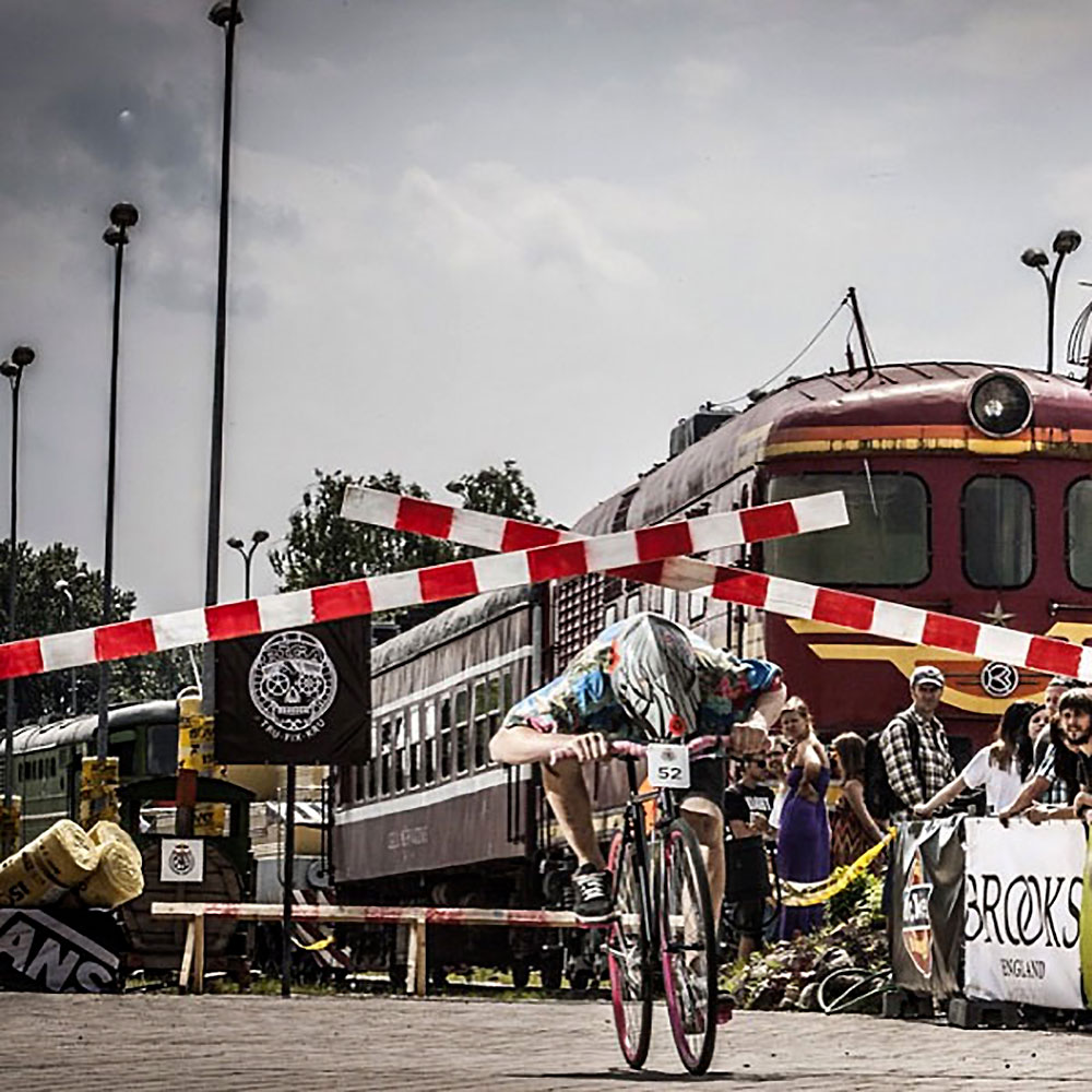 Vidéo  évènement vélo Red Bull Tru Fix Letonie Race 2013