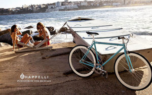 La marque de vélos australiens Chappelli Cycles fait peau neuve !