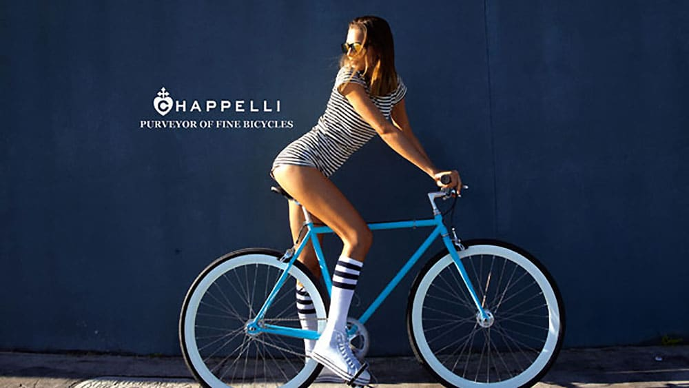 Chappelli nous présente son Cycles lookbook video sexy !