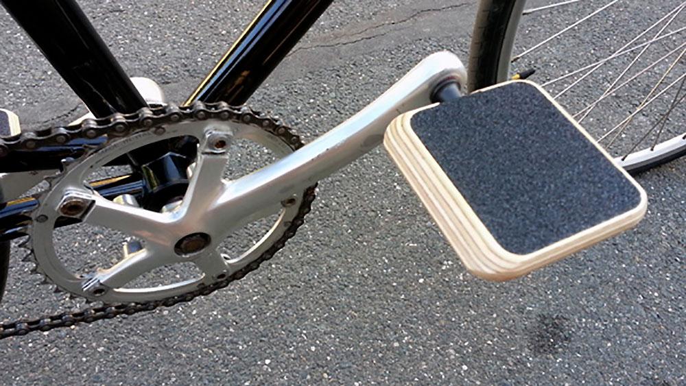 Nous avons testé des pédales de vélo Moto Bicycle Innovations