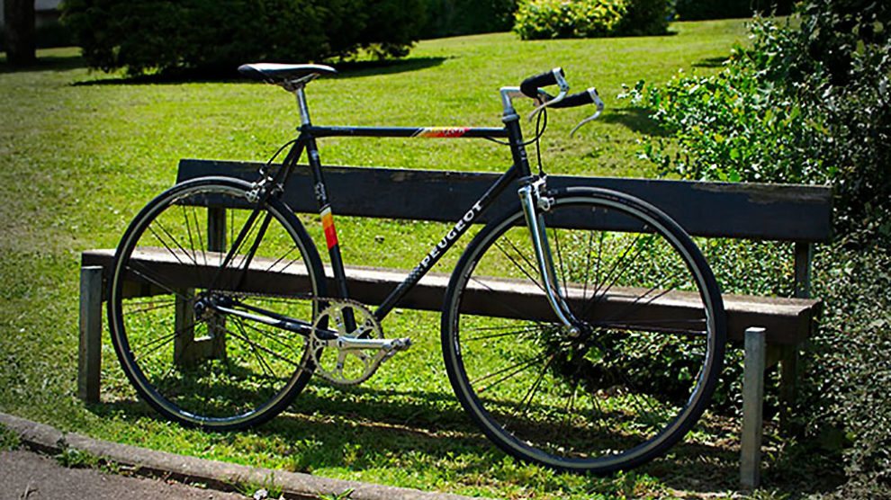 "Conversion vélo singlespeed ""Level One Evo"" !"