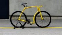"""Vélo urbain """"Viks"""", le tubulaire par Velonia Bicycles"""