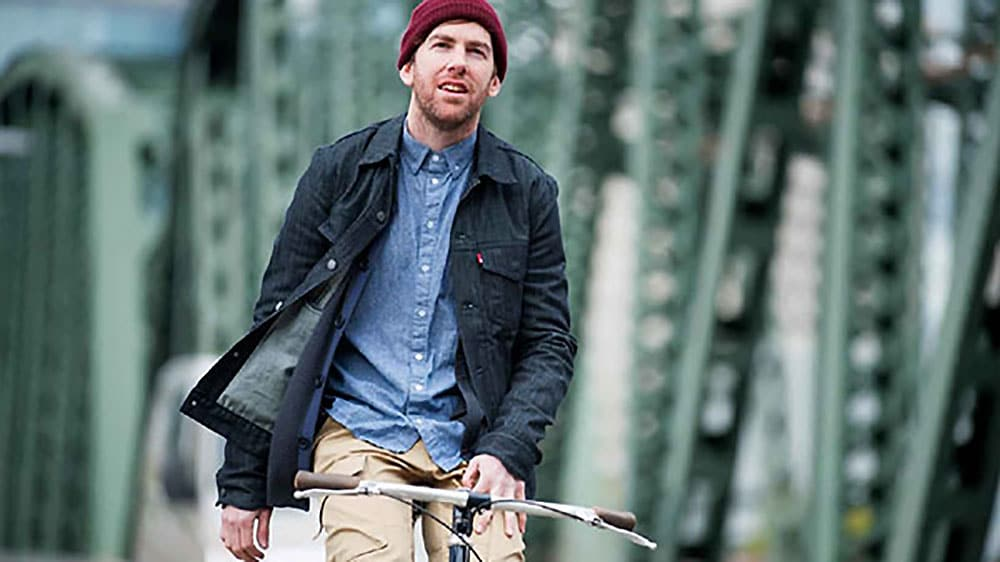 La collection Levi's® Commuter revient