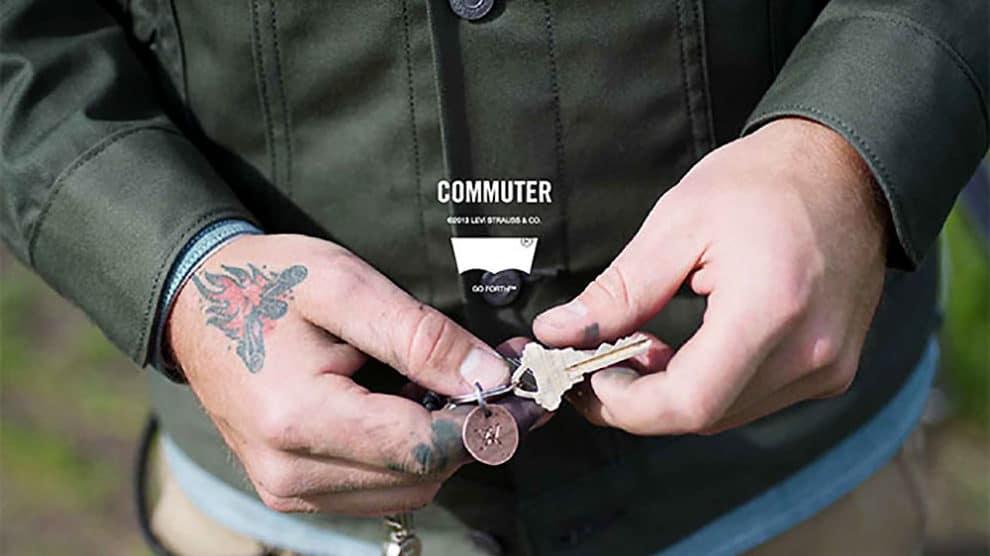 La collection Levi's® Commuter revient