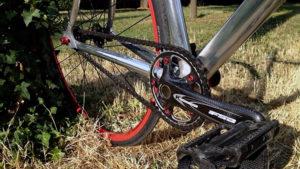 Vélo pignon fixe poids plume LiteBike d'Anthony