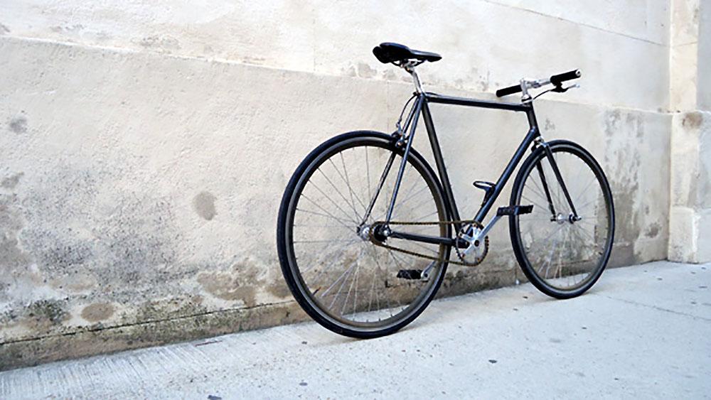 Vélo singlespeed Notar Vintage avec cadre Reynolds