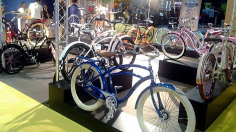 Vélos United Cruiser Salon du cycle Paris 2013