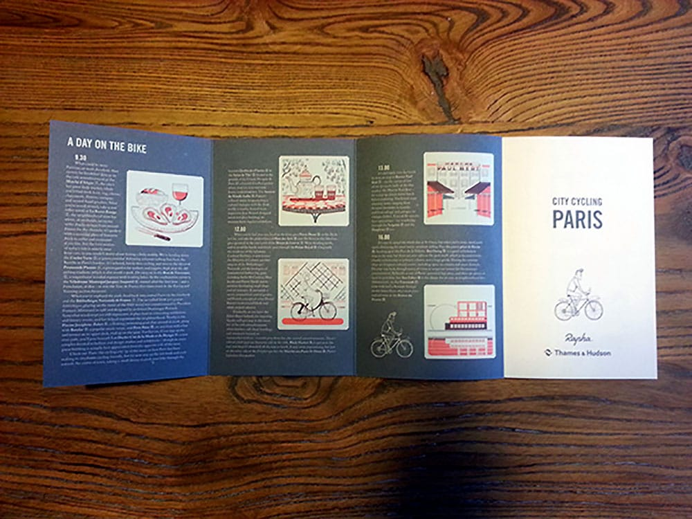 City Cycling Europe, guide de voyage cycliste