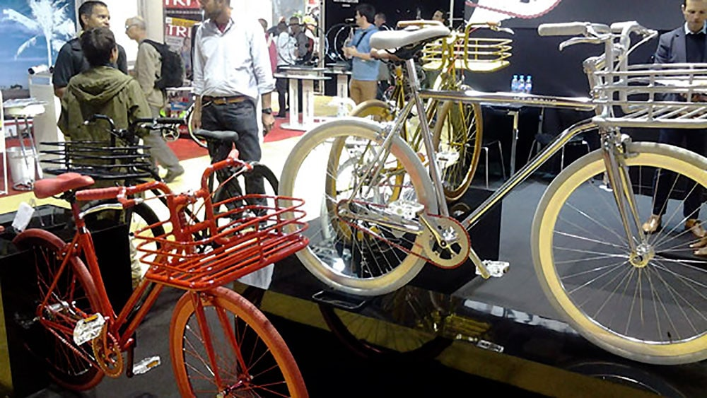 Marton Cycling Co Salon du cycle Paris 2013