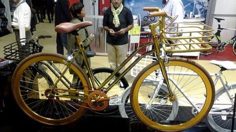 Marton Cycling Co Salon du cycle Paris 2013