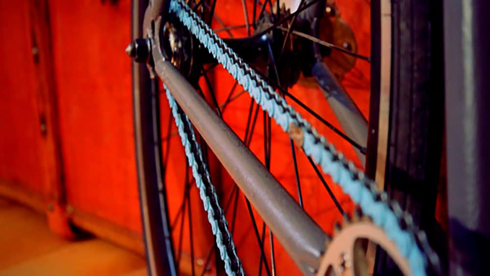 Vélo pignon fixe Luis Occana made in St Etienne