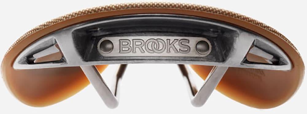 La nouvelle selle de vélo anglaise Brooks Cambium C17