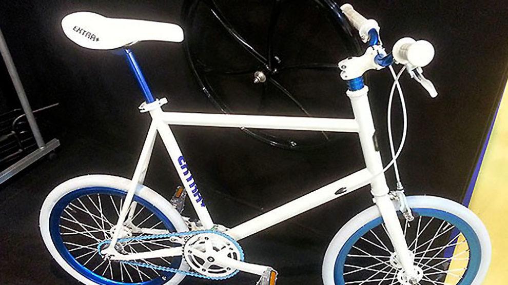 Tender Fixie Sky, le mini vélo de la marque Macadam Cycles