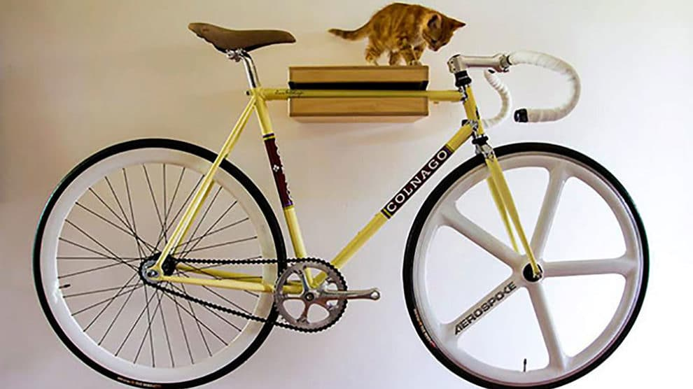 A:I:D Bike Holder support mural à vélo !