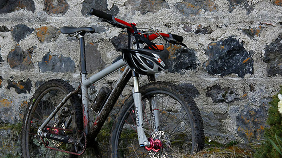 Giant X One transformé en vélo singlespeed !