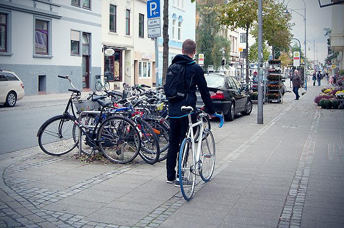 L'alarme pour vélos Rfid Bikealarm !