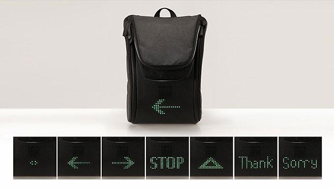 Le sac à dos intelligent Seil Bag