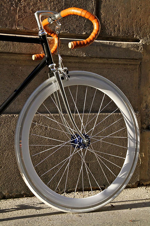 Vélo pignon fixe rétro vintage Super Vitus d'un internaute
