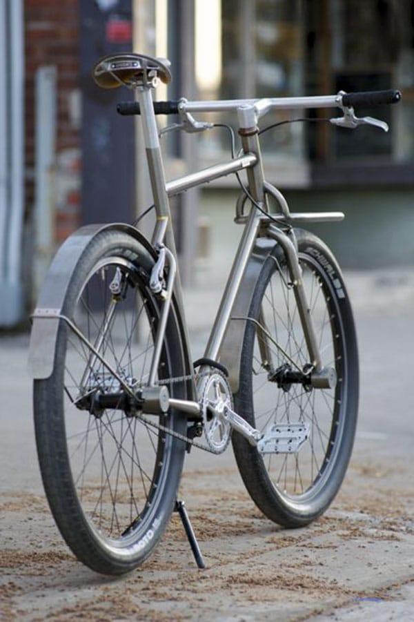 Vélomachine, le vélo singlespeed à vocation utilitaire