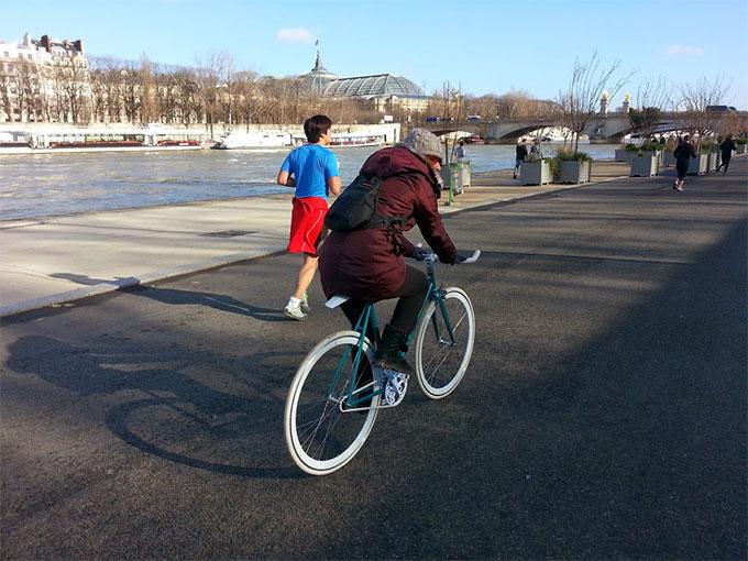 C'est quoi du vélo urbain ?