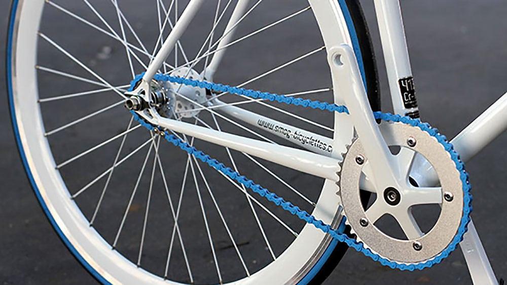 Vélo fixie Smog Bicyclettes Metropolis Clairefontaine