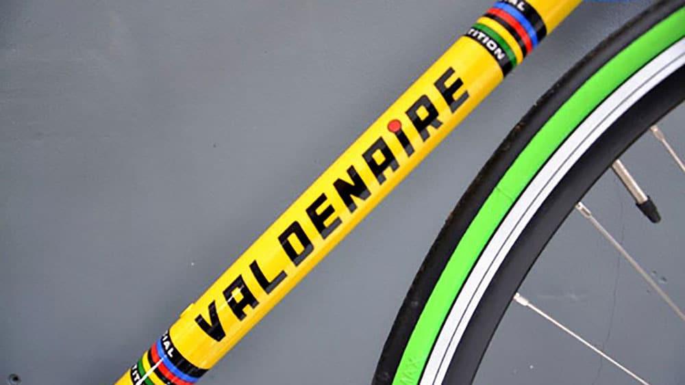 """Vélo  de type fixie """"BRASILEIRO"""" de Valdenaire"""