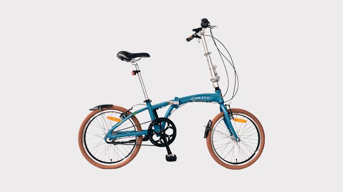 Vélo pliant Blitz 3 vitesses pour les déplacements urbains